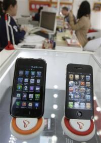 IPhone appeal dims as Samsung shines