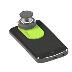 iPhone attachment captures panoramic video