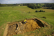 Iron-age hillfort reveals its secrets