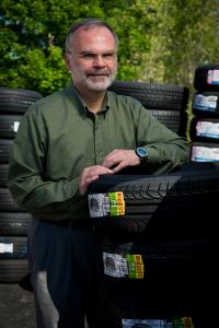 Isoprene research could lead to eco-friendly car tires