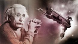It's Einstein versus Newton again