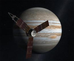 Jupiter-bound spacecraft set for key maneuver