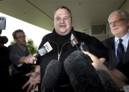 Kim Dotcom's money won him New Zealand residency (AP)