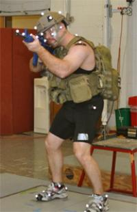 Kinesiology team gets $975,000 Defense grant to study effects of heavy loads on soldiers