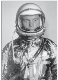 First astronauts' spacesuits were a marvel in their day