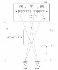 Sony patent seeks to correct autostereoscopic blur