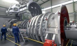 Lausward power plant to break three world records