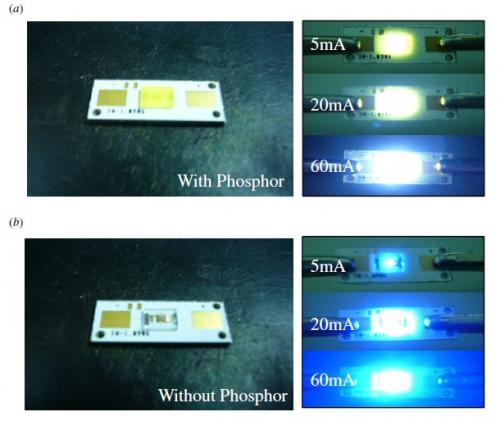 New LED packaging technology improves performance