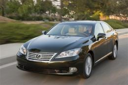 Lexus tops auto quality study as industry improves