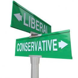 Liberals vs. conservatives: How politics affects charitable giving