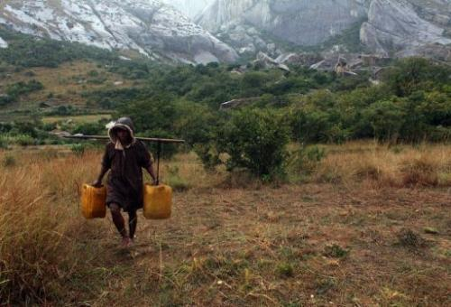 Local people in 2001 set up Anja Miray, which involved six villages in reforestation and the development of ecotourism