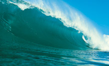 Marine energy doubled by predicting wave power