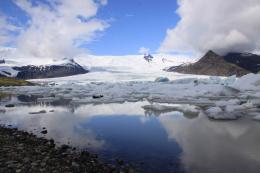 Melting ice the greatest factor in rising sea levels