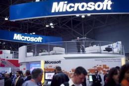 Microsoft 2Q beats Street despite soft PC market (AP)