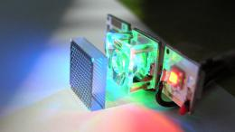 Mini-projector for smartphones