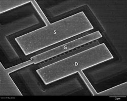 More energy efficient transistors through quantum tunneling
