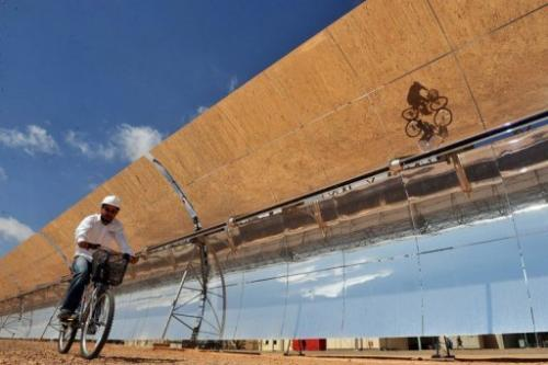 Morocco wants 42% of its power to come from renewable energy by 2020 including 14% from solar