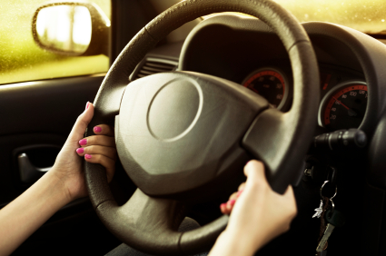Move over guys: Female drivers overtaking males