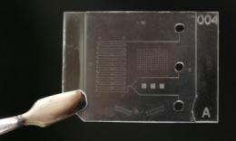 Moving microfluidics from the lab bench to the factory floor