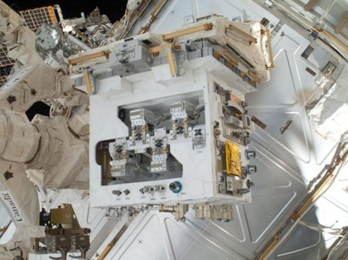 NASA and CSA robotic operations advance satellite servicing