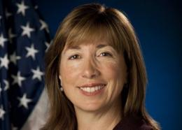 NASA deputy administrator Lori Garver called for competition in the private space race