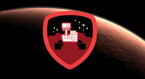 NASA encourages public to explore its curiosity with new rover-themed badge on Foursquare