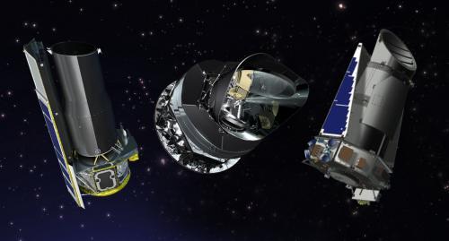 NASA extends Kepler, Spitzer, Planck missions