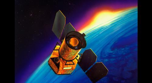 NASA's Galaxy Evolution Explorer in Standby Mode