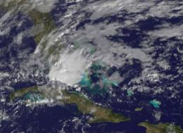 NASA watches a Gulf Weather system for unusual subtropical development