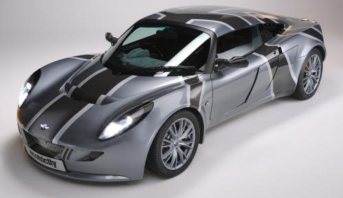 Electric-car Nemesis at top speeds is record-breaker