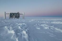 Neutrinos put cosmic ray theory on ice