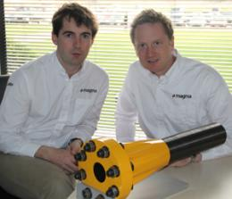 New carbon fibre polymer pipe will recover hydrocarbons from the most challenging offshore fields