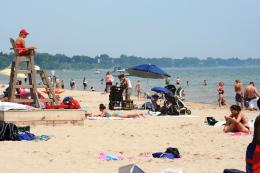 New forecasting tool would reduce health-related swimming closures at Great Lakes beaches