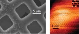 New method offers control of strain on graphene membranes