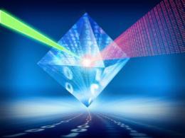 New quantum information record set