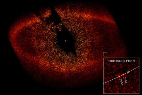New research suggests fomalhaut b may not be a planet after all