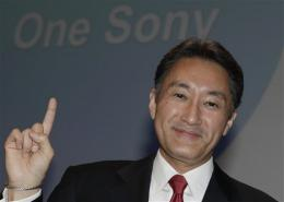 New Sony president gets shareholder approval