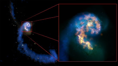 New telescope can detect hidden gases that might hold the key to star and planetary formation