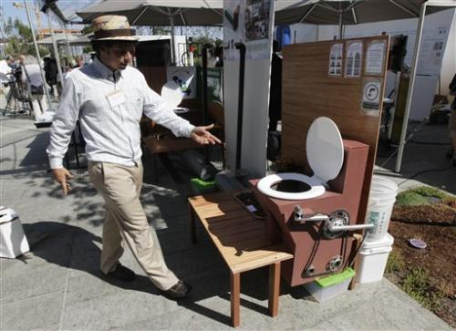 New toilet technology after 150 years of waste