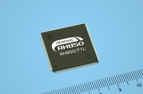New ultra-low power consumption MCUs to be used in variety of auto body applications