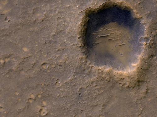 New views show old NASA Mars landers