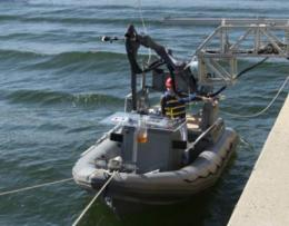 NRL tests robotic fueling of unmanned surface vessels