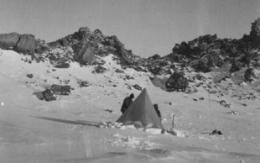 NSF-funded researcher finds camp site from the 'heroic age' of Antarctic exploration