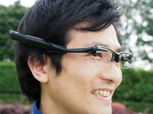 Olympus unwraps MEG4.0 wearable display