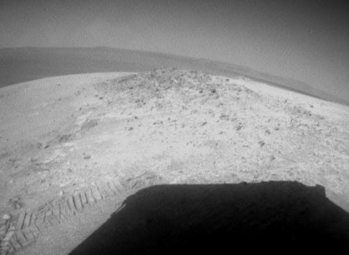 Opportunity Rolling Again After Fifth Mars Winter