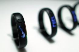 Path will be synched to wirelessly link to new Nike+ FuelBand bracelets