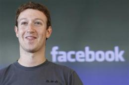 Pew study: Facebook users get more than they give (AP)