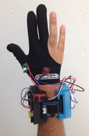 Physician, glove thyself: Med Sensation has exam tool (w/ Video)