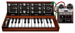 Play on: Google posts synthesizer tribute to Moog (AP)