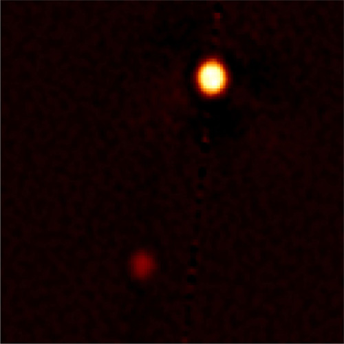 Pluto/Charon poses for sharpest ground-based images ever